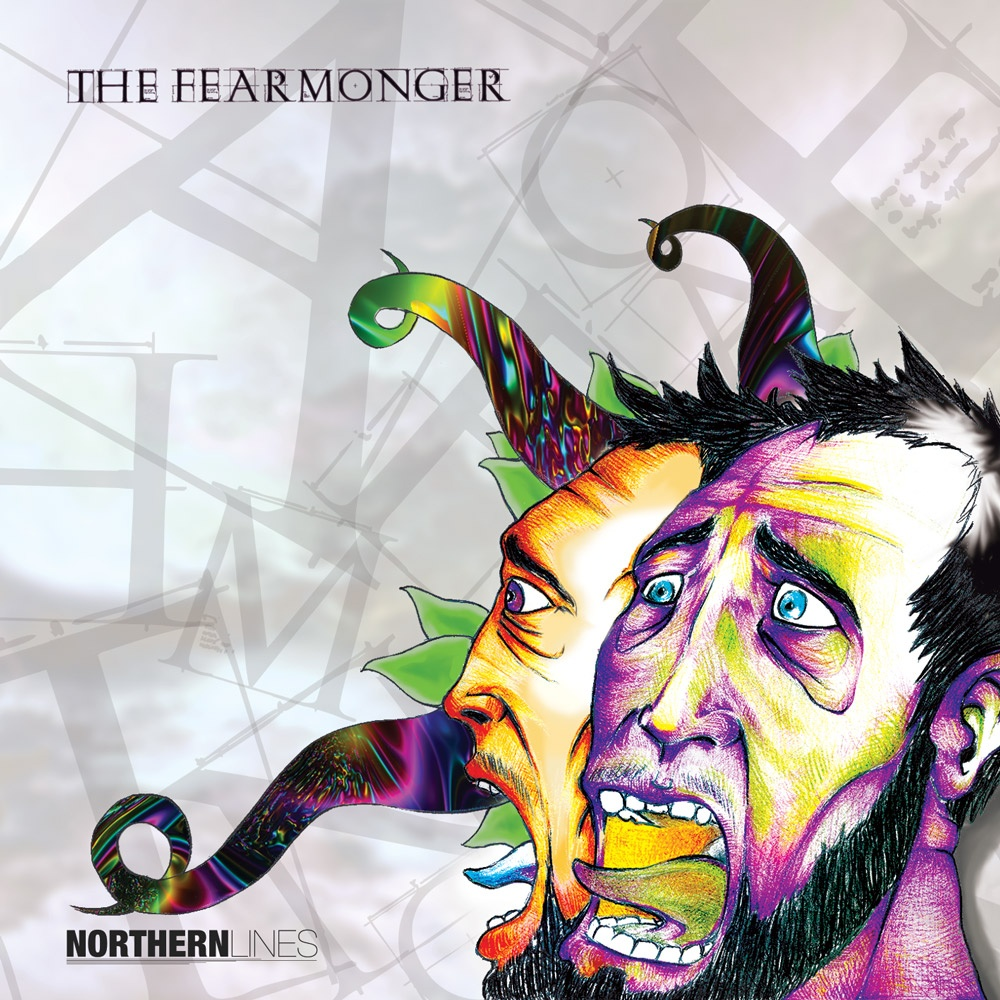 The Fearmonger – front cover – Copia