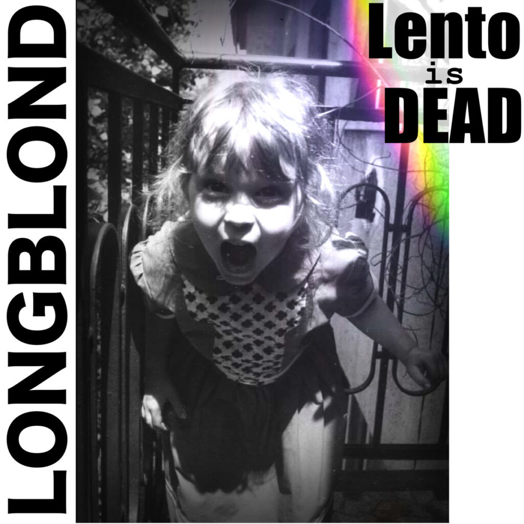 Lento is Dead COVER
